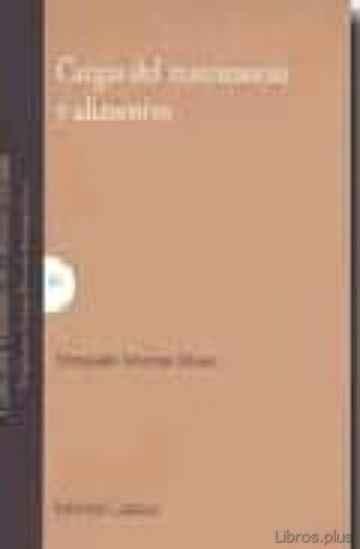 CARGAS DEL MATRIMONIO Y ALIMENTOS libro online