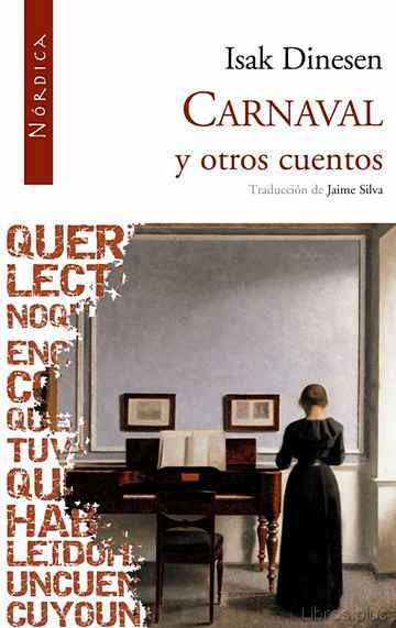 CARNAVAL Y OTROS CUENTOS libro online