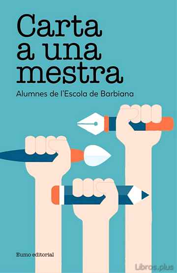 Descargar gratis ebook CARTA A UNA MESTRA en epub