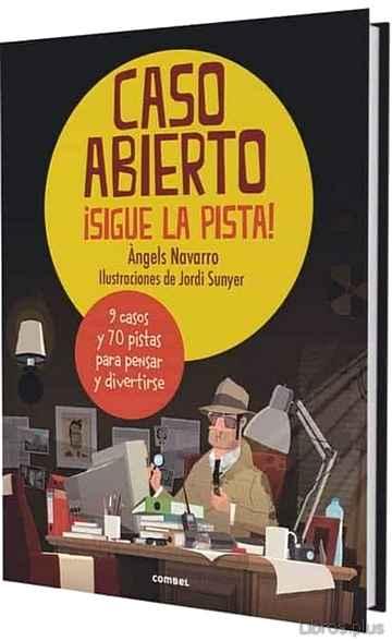 CASO ABIERTO: ¡SIGUE LA PISTA! libro online