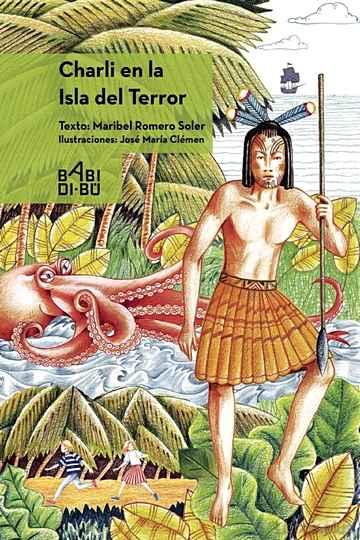 CHARLI EN LA ISLA DEL TERROR libro online
