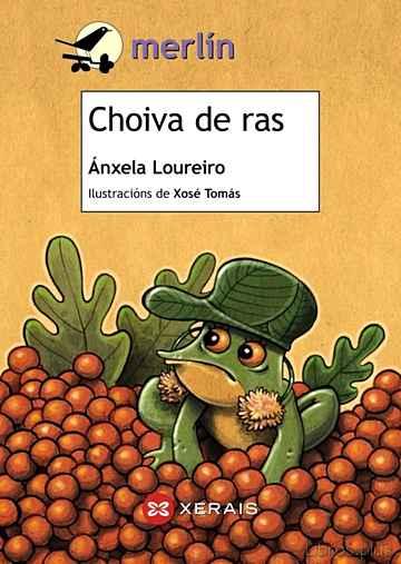 CHOIVA DE RAS libro online