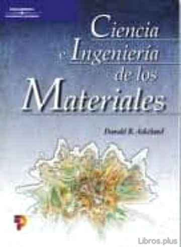 Descargar gratis ebook CIENCIA E INGENIERIA DE LOS MATERIALES en epub