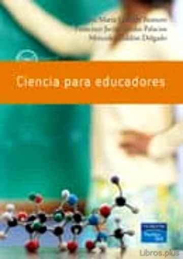 CIENCIA PARA EDUCADORES libro online