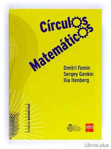 CIRCULOS MATEMATICOS libro online