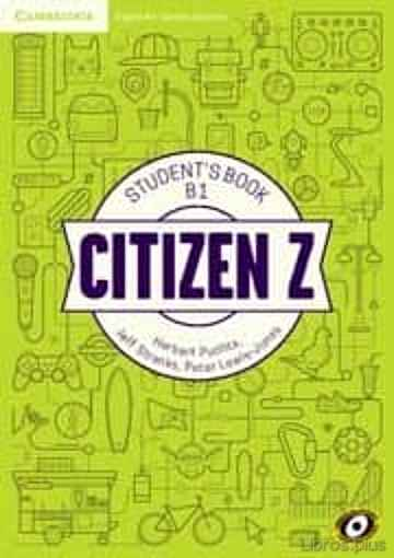 CITIZEN Z PRE-INT B1 STUDENT BOOK AUGMENTED REALITY libro online