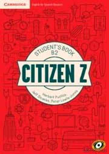 CITIZEN Z UPP-INT B2 STUDENT BOOK AUGMENTED REALITY libro online