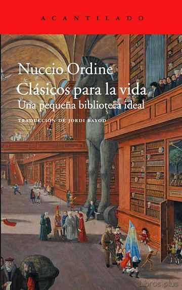 CLÁSICOS PARA LA VIDA libro online