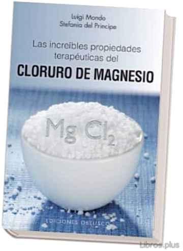 CLORURO DE MAGNESIO libro online