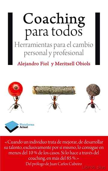 COACHING PARA TODOS libro online