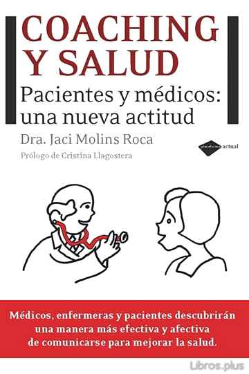 COACHING Y SALUD: PACIENTES Y MEDICOS UNA NUEVA ACTIVIDAD libro online