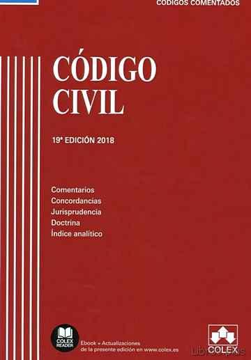 CÓDIGO CIVIL COMENTADO (19ª EDICION) libro online