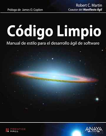 Descargar gratis ebook CODIGO LIMPIO en epub