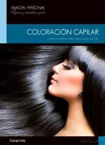 COLORACIÓN CAPILAR libro online