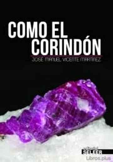 COMO EL CORINDON libro online