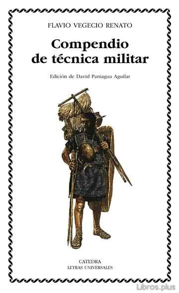 COMPENDIO DE TECNICA MILITAR libro online