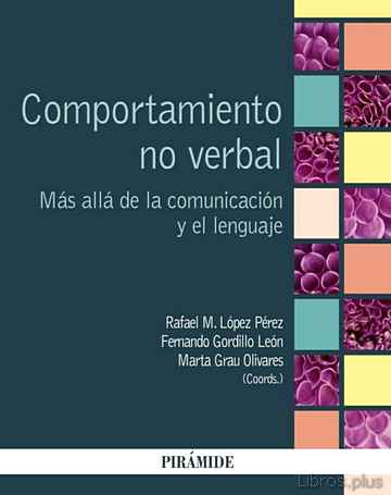 Descargar gratis ebook COMPORTAMIENTO NO VERBAL en epub