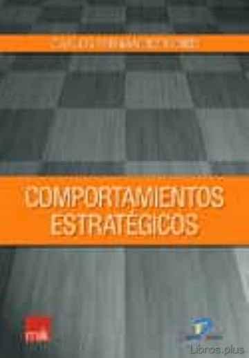 COMPORTAMIENTOS ESTRATEGICOS libro online