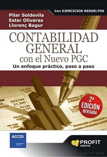 CONTABILIDAD GENERAL CON EL NUEVO PGC libro online