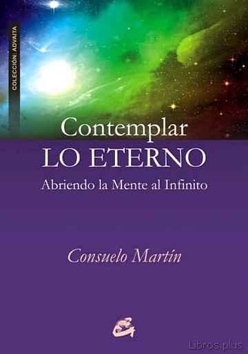 CONTEMPLAR LO ETERNO libro online