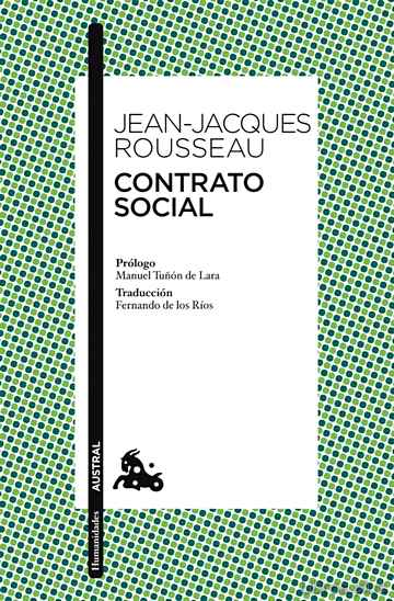 Descargar gratis ebook CONTRATO SOCIAL en epub