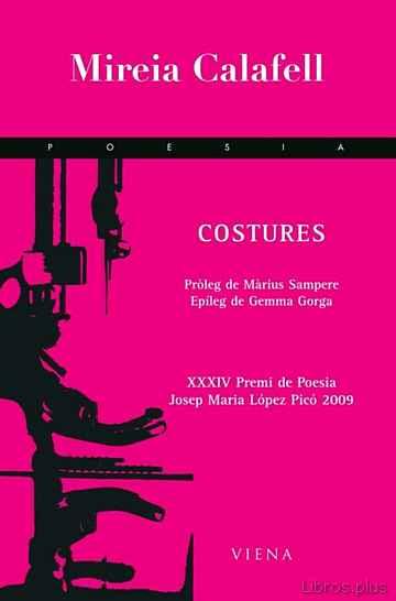 COSTURES libro online