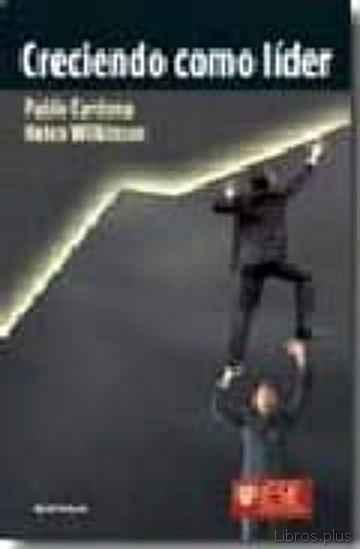 CRECIENDO COMO LIDER libro online