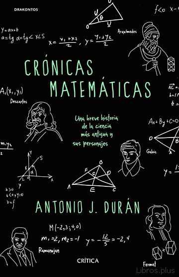 CRÓNICAS MATEMÁTICAS libro online