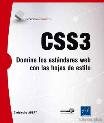 Descargar gratis ebook CSS3 en epub