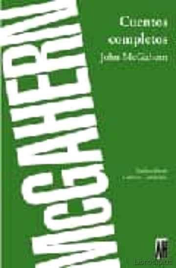CUENTOS COMPLETOS MCGAHERN libro online