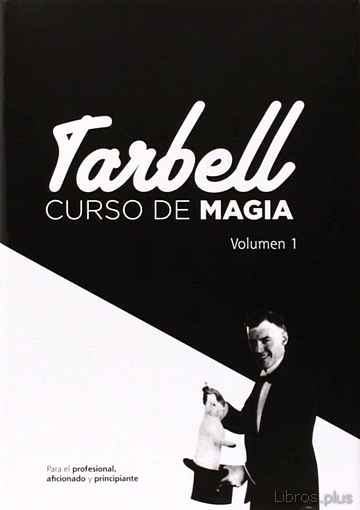 Descargar gratis ebook CURSO DE MAGIA TARBELL (VOL. 1) en epub