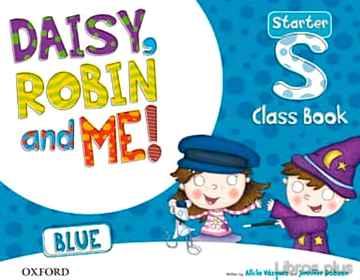 DAISY ROBIN & ME: START BLUE COUR libro online