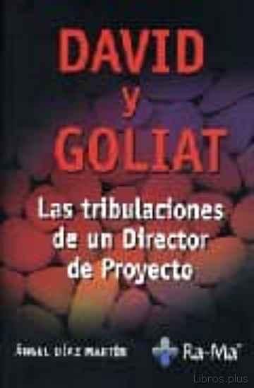 DAVID Y GOLIAT: LAS TRIBULACIONES DE UN DIRECTOR DE PROYECTO libro online