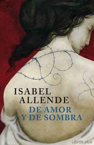 Descargar ebook DE AMOR Y DE SOMBRA