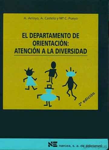 DEPARTAMENTO DE ORIENTACION: ATENCION A LA DIVERSIDAD libro online