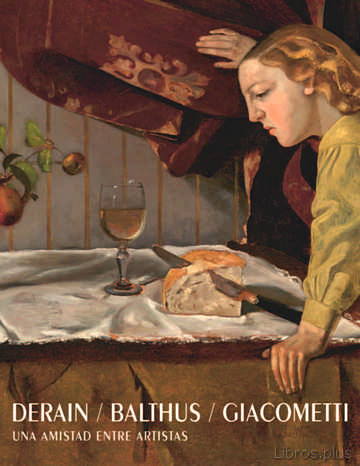 Descargar gratis ebook DERAIN / BALTHUS / GIACOMETTI en epub
