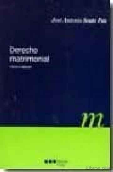 DERECHO MATRIMONIAL, 3ª ED. libro online