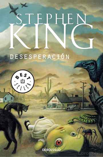 Descargar gratis ebook DESESPERACION en epub