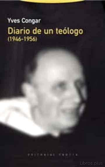 DIARIO DE UN TEOLOGO libro online