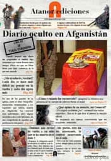 DIARIO OCULTO EN AFGANISTAN libro online