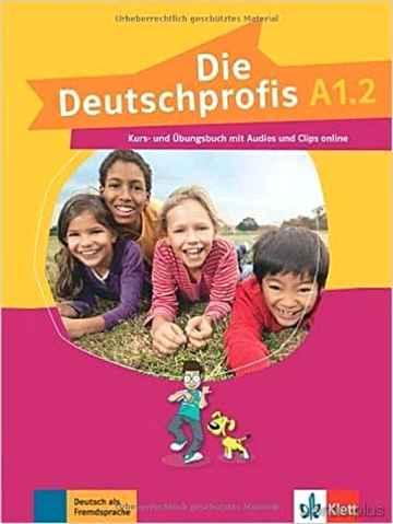 DIE DEUTSCHPROFIS A1.2: ALUMNO +EJERCICIOS + MP3 libro online