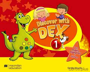 DISCOVER WITH DEX 1 PUPIL S BOOK PACK libro online