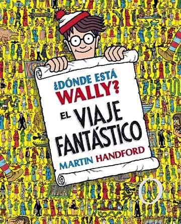 ¿DONDE ESTA WALLY? EL VIAJE FANTASTICO (INCLUYE POSTER) libro online
