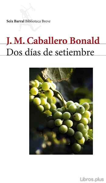 DOS DIAS DE SEPTIEMBRE libro online