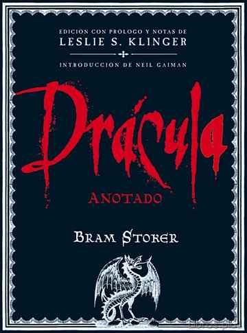 DRACULA (ANOTADO) libro online