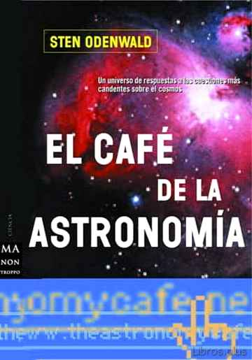 Descargar gratis ebook EL CAFE DE LA ASTRONOMIA en epub