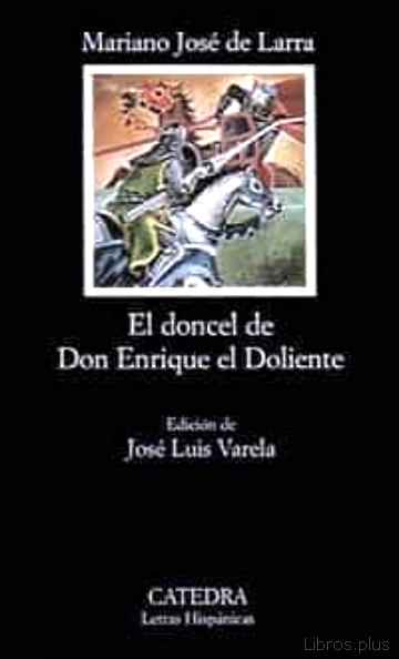 Descargar ebook EL DONCEL DE DON ENRIQUE EL DOLIENTE