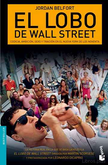 Descargar gratis ebook EL LOBO DE WALL STREET en epub
