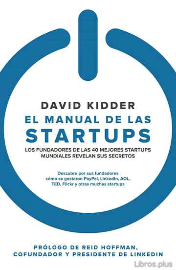 Descargar gratis ebook EL MANUAL DE LAS STARTUPS en epub