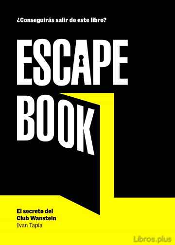 Descargar gratis ebook ESCAPE BOOK en epub